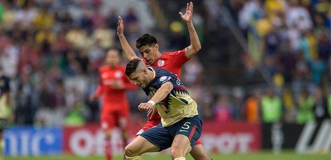 Toluca remonta y le arrebata el subliderato a América en Liga MX