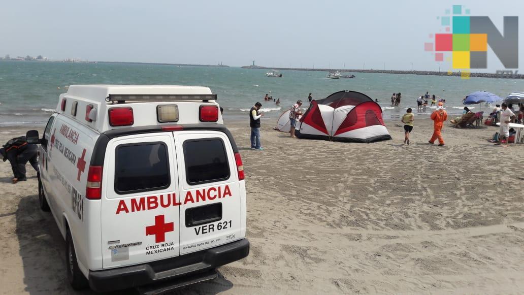 Cruz Roja, en guardia durante Semana Santa