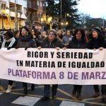 Vivirá España Día Internacional de la Mujer con Huelga Feminista