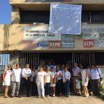 Denuncian condiciones precarias para laborar en la Junta Federal de Conciliación y Arbitraje, en Coatzacoalcos