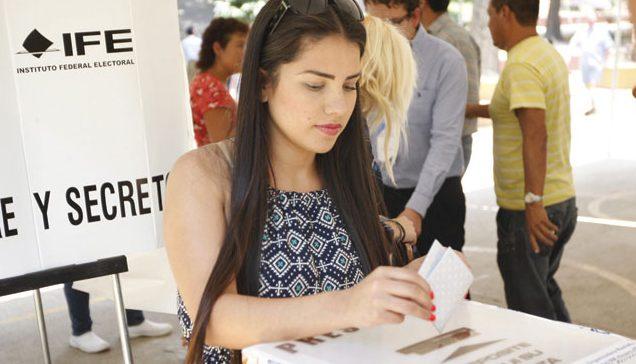 Gran reto del INE, incentivar voto en jóvenes de 18 a 29 años: consejera Paola Ravel