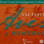 Inecol celebrará XXI aniversario del Festival de Aves y Humedales