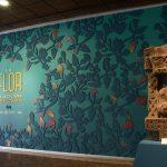 Un recorrido por la flor en el arte mexicano, en el Museo Nacional de Antropología