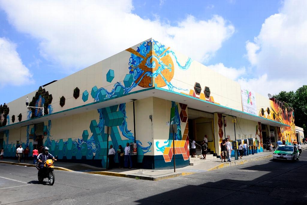 Mercado Jáuregui, histórico lugar para el comercio en Xalapa