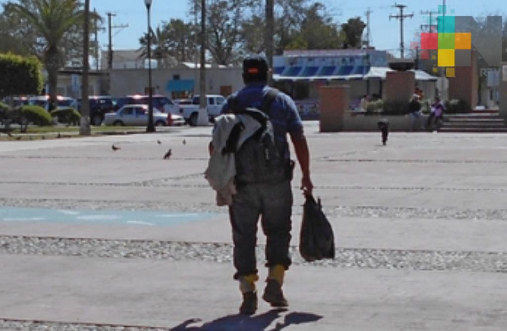 Permanente atención a migrantes en Hospital Regional de Coatzacoalcos, han atendido a 30en últimas semanas