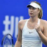 Sharapova se retira del Abierto de Miami