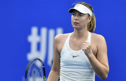 Eliminan a María Sharapova del torneo de tenis Indian Wells