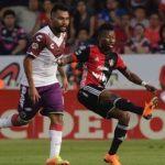 Veracruz gana a Atlas, pero sigue desesperado por permanecer en Liga MX