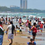 Jurisdicción sanitaria distribuirá preservativos en playas de Tuxpan durante periodo vacacional