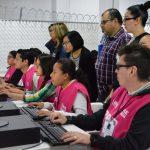 Primer simulacro del PREP para elecciones extraordinarias en Veracruz