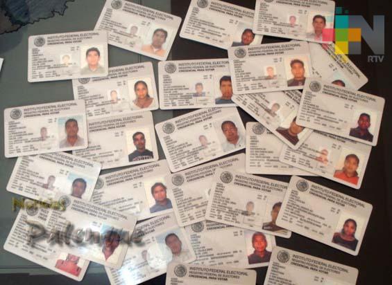 INE Veracruz alerta sobre credenciales que perderán vigencia el próximo año