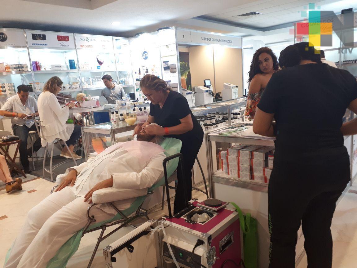 En Veracruz realizan Congreso Internacional de Cirugía Estética; Medicina Estética y Obesidad