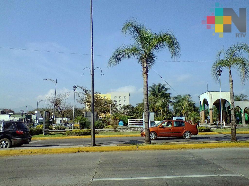 Ambiente muy cálido y bochornoso entre viernes y sábado en Veracruz