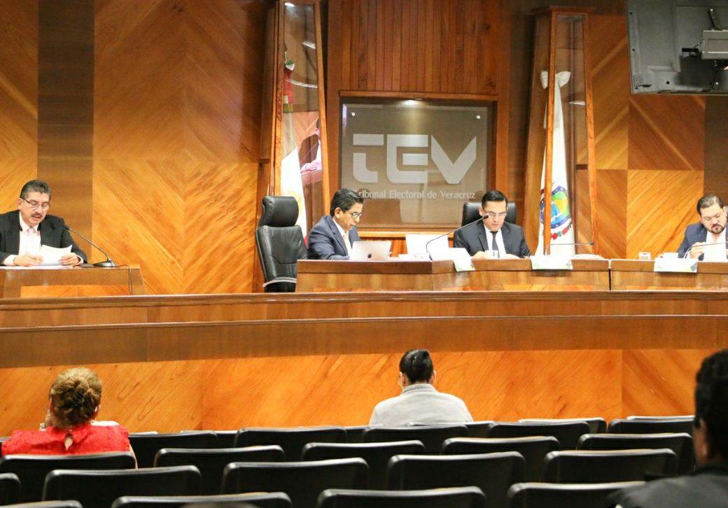 TEV declara inexistentes cuatro procedimientos especiales sancionadores