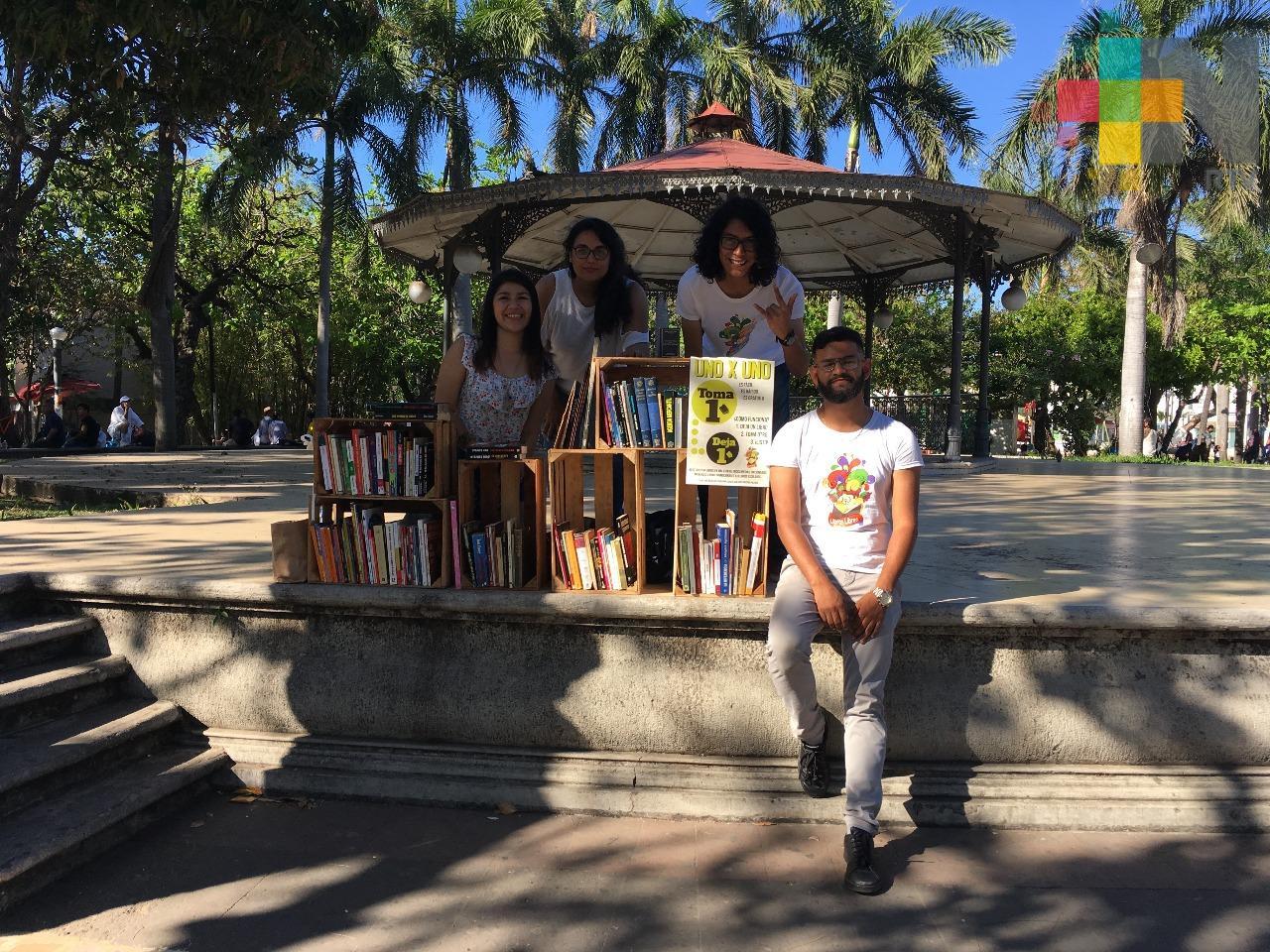 """Iniciativa ciudadana """"Libros Libres"""" continúa con gran exito"""