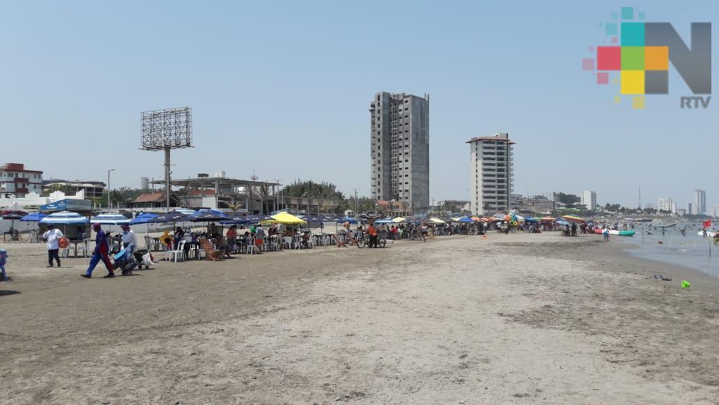 Boca del Río tranquilo para Semana Santa