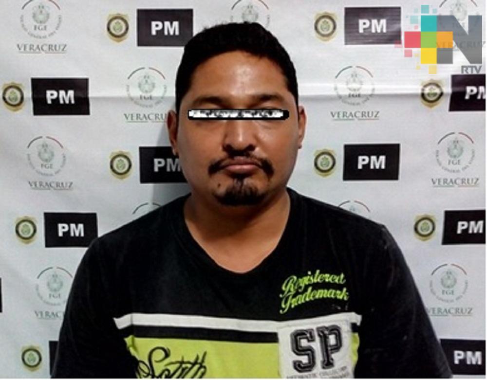 Captura Policía Ministerial de Ozuluama a presunto pederasta, en Tamaulipas