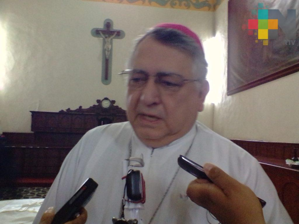 Iglesia católica invita a los feligreses a participar en elecciones del 1 de julio