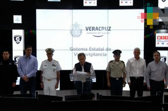 Exigen a ayuntamientos agilizar conformación de policías municipales: Grupo de Coordinación Veracruz