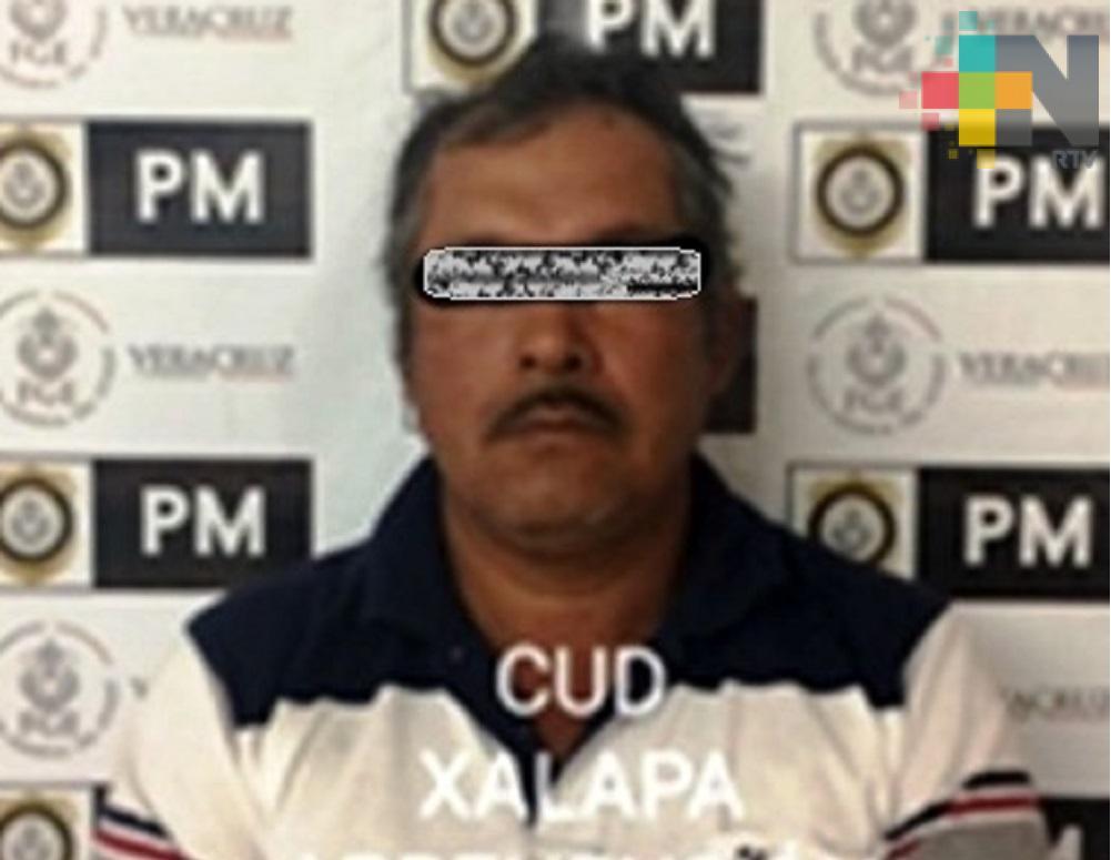 Obtiene Fiscalía Regional vinculación a proceso contra probable agresor sexual de menor de edad, en Xalapa