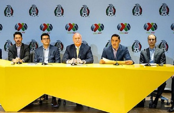Anuncia Liga MX que resto de la jornada se jugará sin público