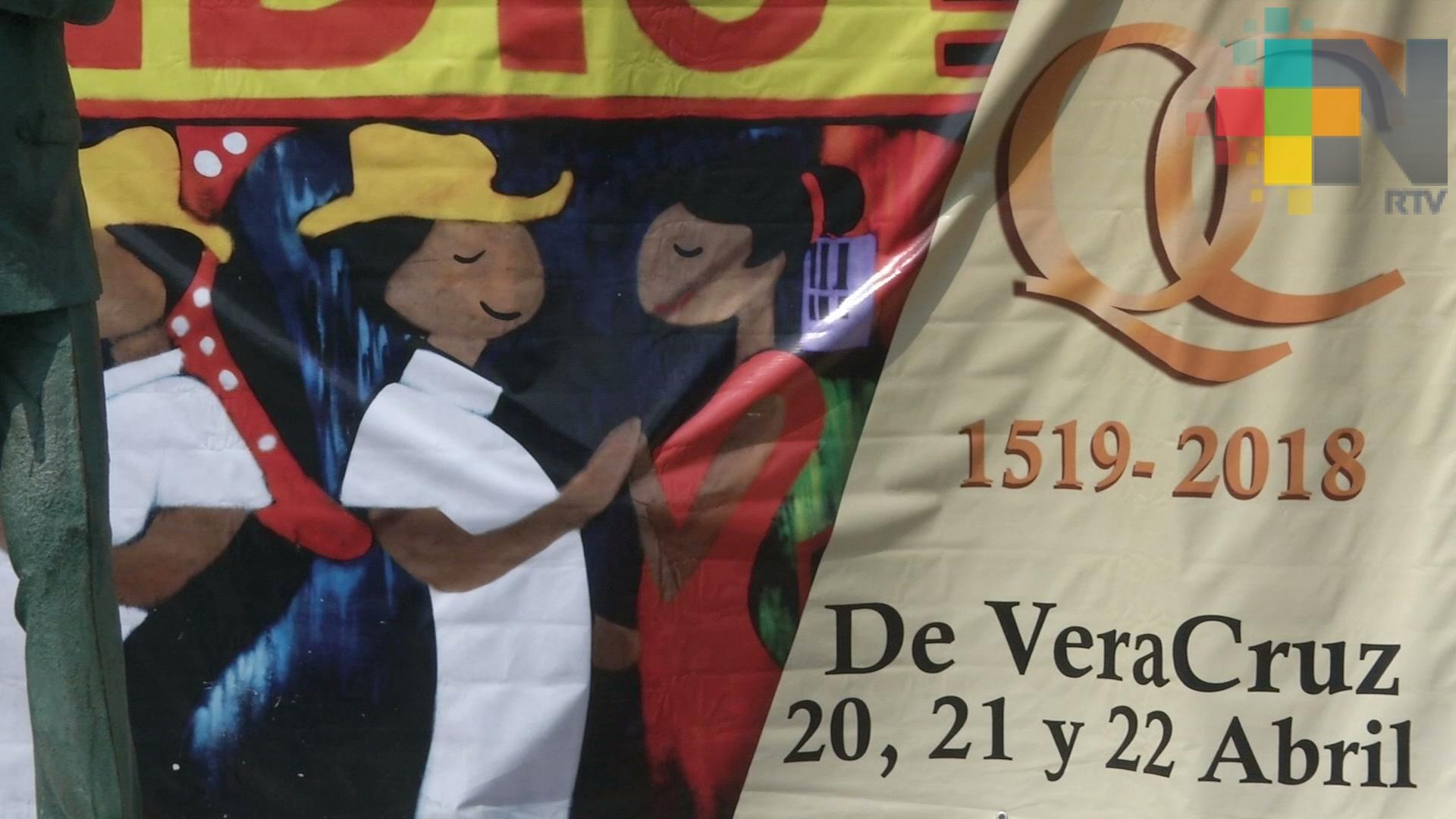 La Huaca celebrará los 499 años de la fundación de la Villa Rica de la Vera Cruz