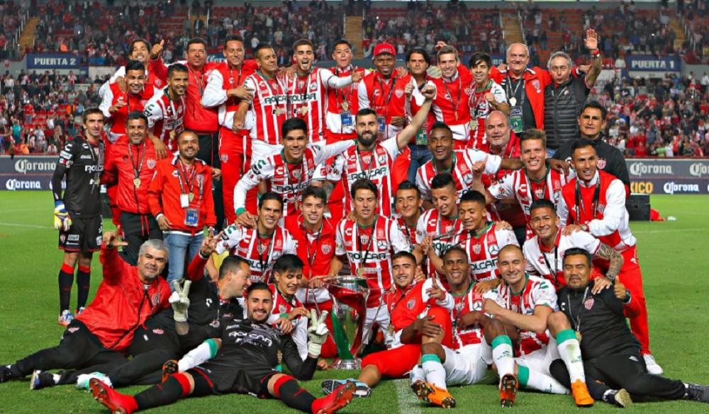Necaxa se suma a campeones de Copa MX