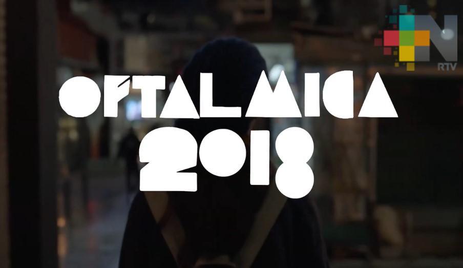 Del 24 al 28 de abril, Xalapa será sede de la VI edición de Oftálmica