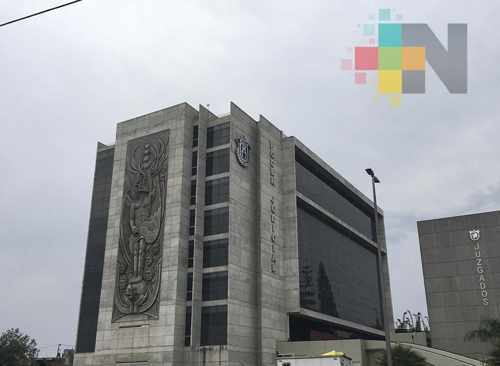 """Poder Judicial de Veracruz suspenderá labores este viernes por """"Alerta Preventiva"""""""