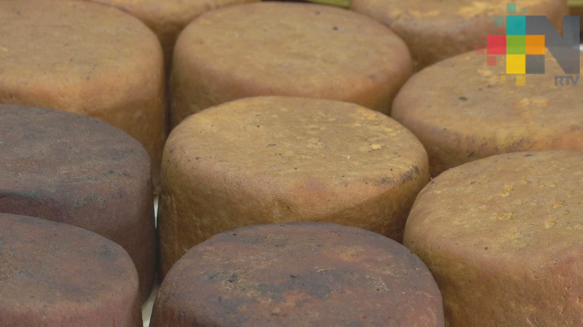 """Proponen crear la """"ruta del queso"""" en Acajete"""