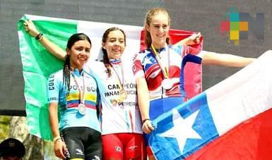 Cosecha de medallas en Panamericano de Ciclismo MTB