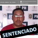 Obtiene FGE Sentencia de 18 años, 6 meses de prisión, multa y reparación del dañoen contra de pederasta, en Tantoyuca