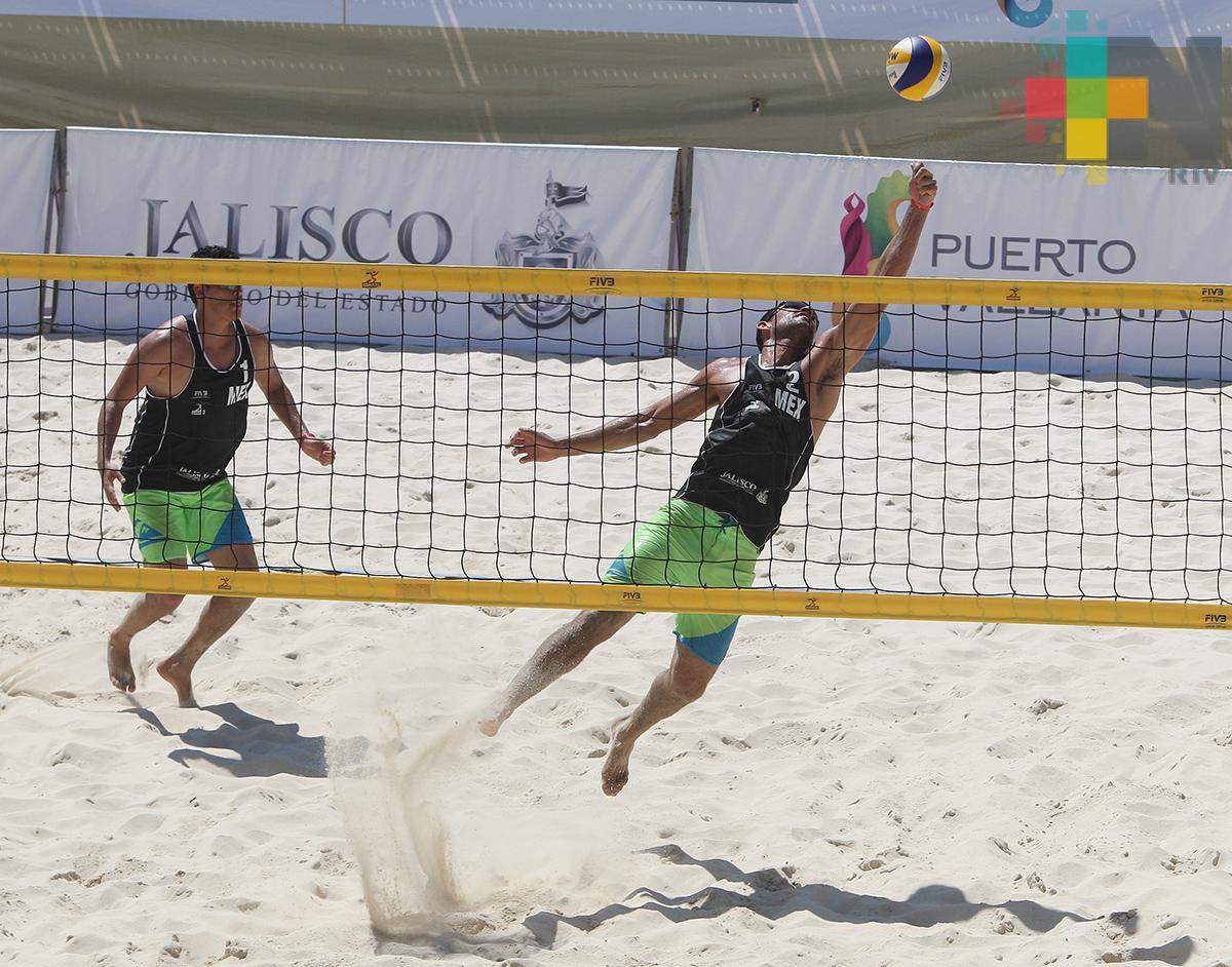Voleibol de playa, el deporte de alta temperatura