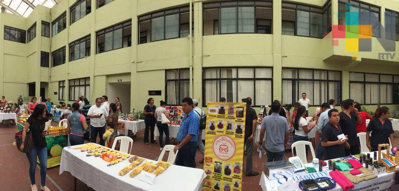 Expo Consume, evento donde participan 30 artesanos de la zona sur de Veracruz