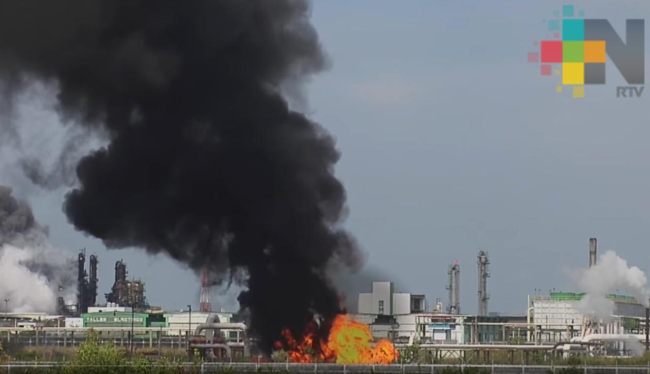 Se cumplen dos años de la explosión en el complejo petroquímico Pajaritos