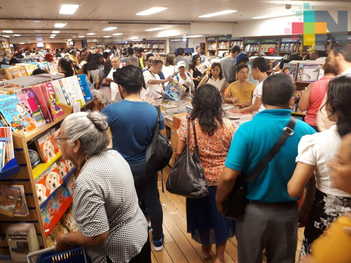Más de 60 mil personas han visitado Logos Hope en Veracruz