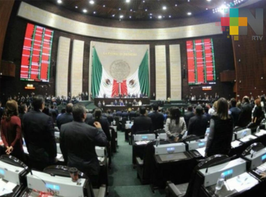 Hoy comienza registro de nuevos legisladores en el Congreso de la Unión