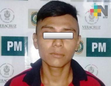Obtiene FGE vinculación a proceso y prisión preventiva contra probable homicida, en Pánuco