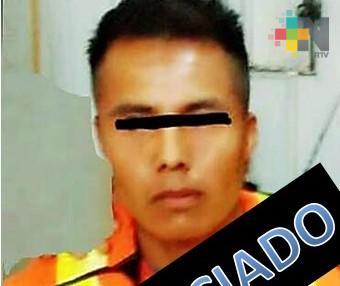 23 años de prisión obtiene FGE contra homicida, en Huayacocotla