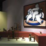 Muestran influencia del juguete tradicional mexicano en el arte