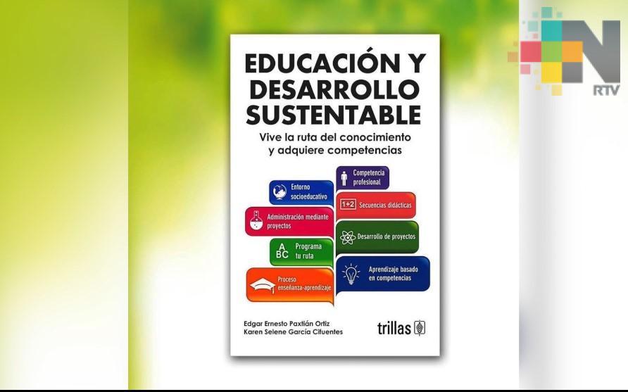 """Presentaron el libro """"Educación y Desarrollo Sustentable"""" en el Palacio Legislativo"""