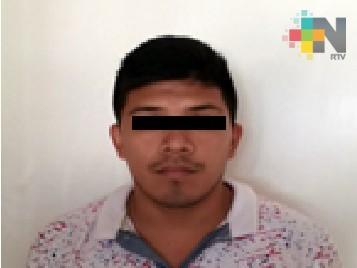 Legaliza Juez detención de probable narcomenudista, en Papantla
