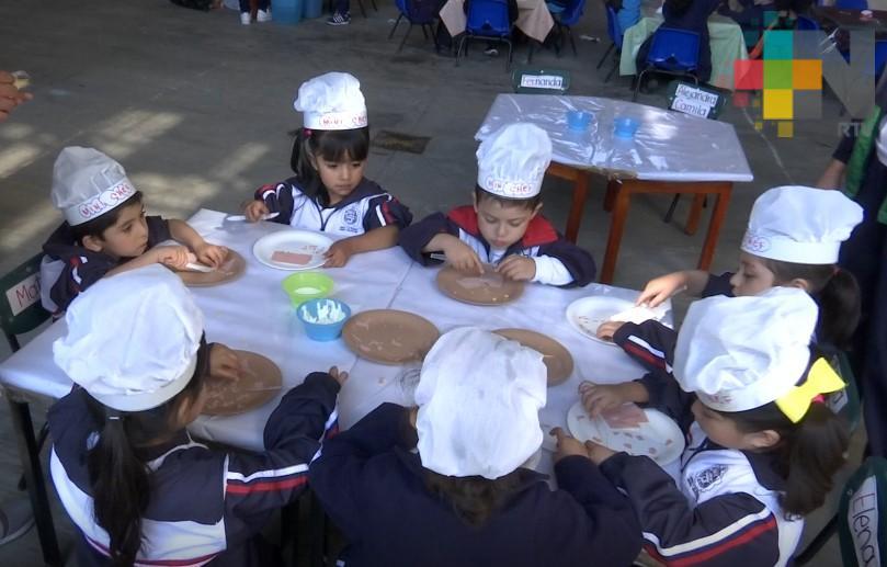 Realizan jornadas de actividades para niños de los Cendi de Xalapa