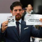 Realiza INE sorteo para presencia de candidatos presidenciales en debate
