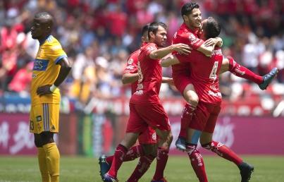 Toluca es el primer invitado a la Liguilla al vencer 1-0 a Tigres