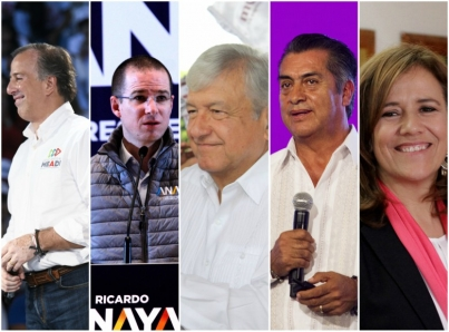 Mexicanos podrán ver debate presidencial en Facebook, Twitter y YouTube