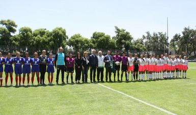 Presentan Torneo de Fútbol Amateur; habrá visorias para reclutar a jugadoras con talento