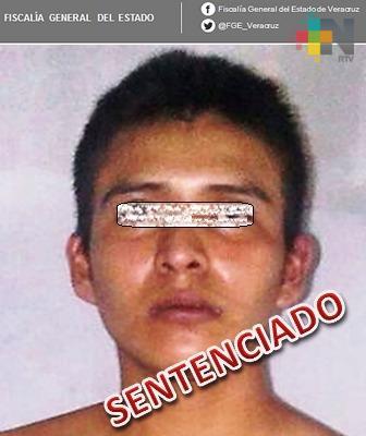 Obtiene sentencia condenatoria Fiscalía Regional Tuxpan, por robo agravado