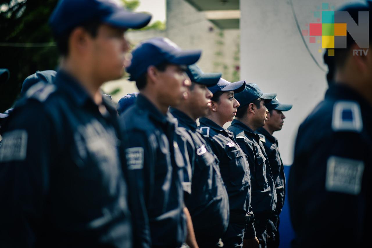 Inicia en Puebla capacitación de aspirantes a Policía de Xalapa