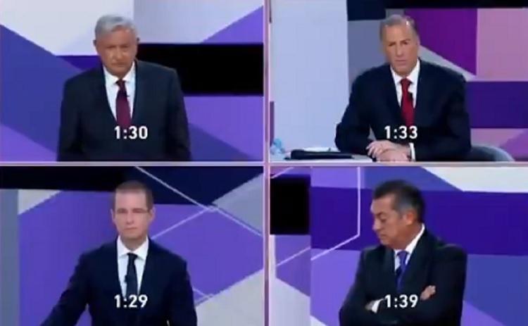 Segundo debate presidencial registra 1.3 millones de visitas en YouTube